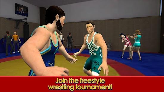 Freestyle Wrestling Fight Revolution Champ - náhled