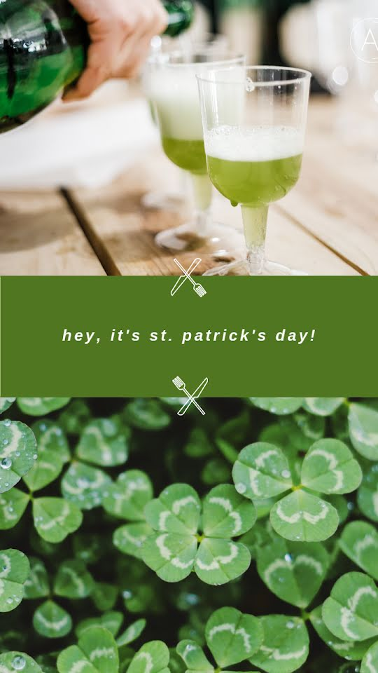 It's St. Patrick's Day! - St. Patrick's Day Template