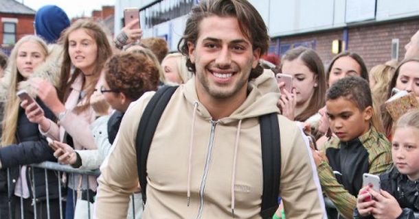Kem Cetinay hints he wasn't in love with ex Amber Davies