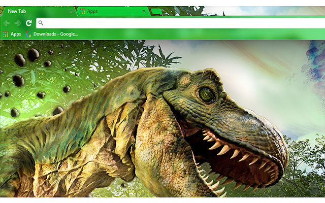 Google Chrome Dinosaur Game Gif