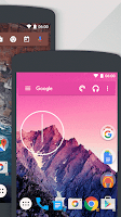 Screenshot of Action Launcher 3