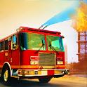 911 Truck Driving School: Fire Emergency Response icon