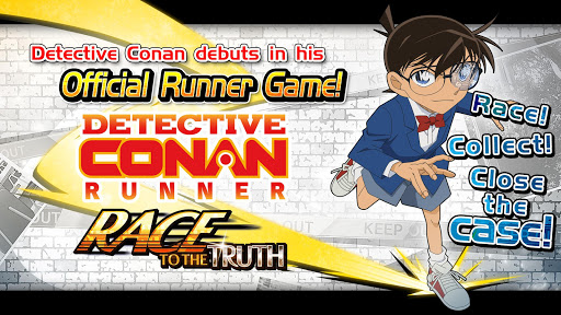 Detective Conan Runner: Race to the Truth  captures d'écran 1