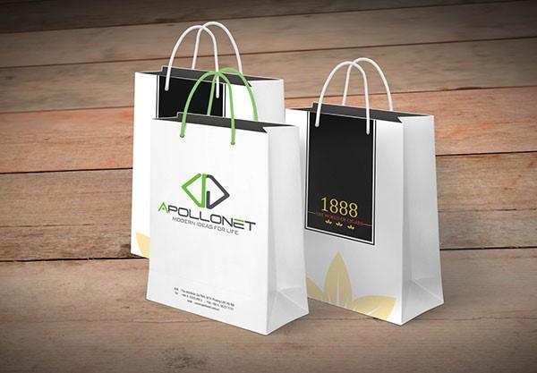 Thiết kế, in túi giấy giá rẻ theo yêu cầu