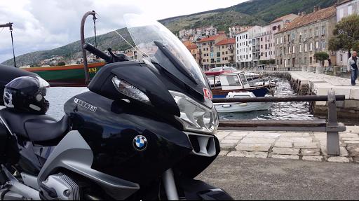 Voyage moto en Croatie