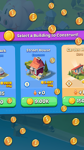 Idle City Empire MOD Apk 3.2.12 (Unlimited Coins) 2