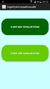 Download 9. Sınıf Coğrafya Ders Kitabı Cevapları 1. Bölüm for Windows Phone apk screenshot 2