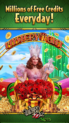 Wizard of Oz Free Slots Casino screenshot 4