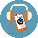 Headset SmS icon