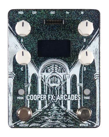 Cooper FX Arcades Multi FX Console