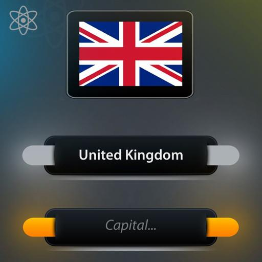Geography quiz game: capitals & flags brainy games