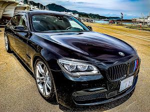 7シリーズ  Active hybrid 7L   M Sports  F04 2012後期のカスタム事例画像 ちゃんかず  «Reizend» さんの2020年06月27日23:14の投稿