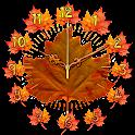 Autumn Clock icon