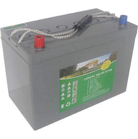 Partsmart gelbatteri 12V/105Ah