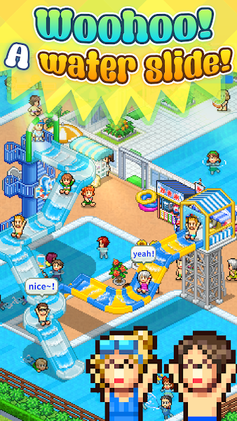 Pool Slide Story Screenshot Image
