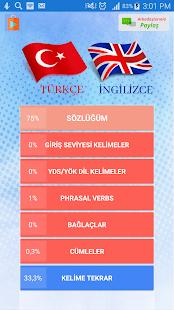 İngilizce Türkçe Sözlüğüm - náhled