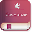 Bible Commentary Verse by Verse Offline icon