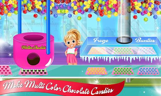 Chocolate Candy Factory: Dessert Bar Baking Maker 1.0 screenshots 2