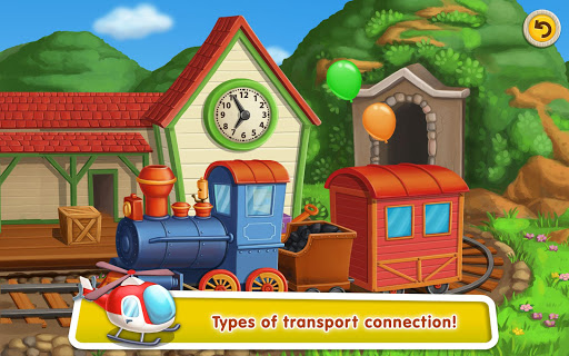 Preschool games for kids - Educational puzzles android2mod screenshots 17