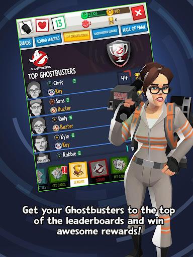 Ghostbusters™: Slime City|玩動作App免費|玩APPs