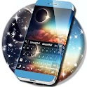 Solar Eclipse Keyboard gratuit icon