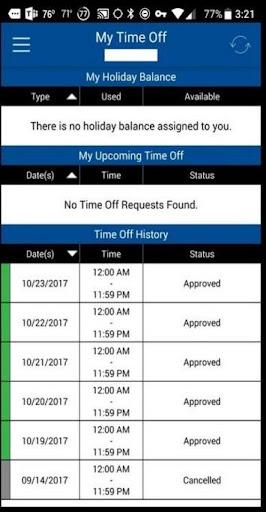My Walmart Schedule screenshot 4