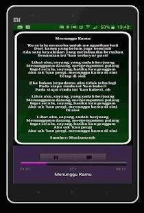 Download Lagu Andmesh Offline - Lirik For PC Windows and Mac apk screenshot 10