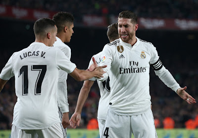 "Sergio Ramos évoque le Ballon d'Or : ""Si Cannavaro a réussi à le gagner, pourquoi pas?"""