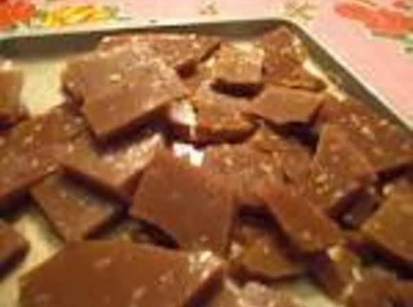 Bacon Toffee Recipe