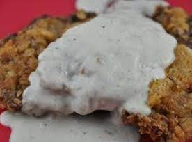 Mom's Chicken Fried Steak & Gravy