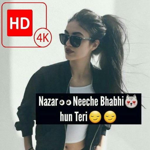 Girls Attitude Quotes With Photo icon