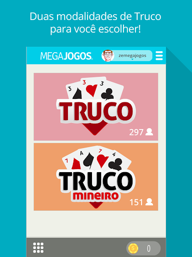 Truco Online game (apk) free download for Android/PC/Windows screenshot
