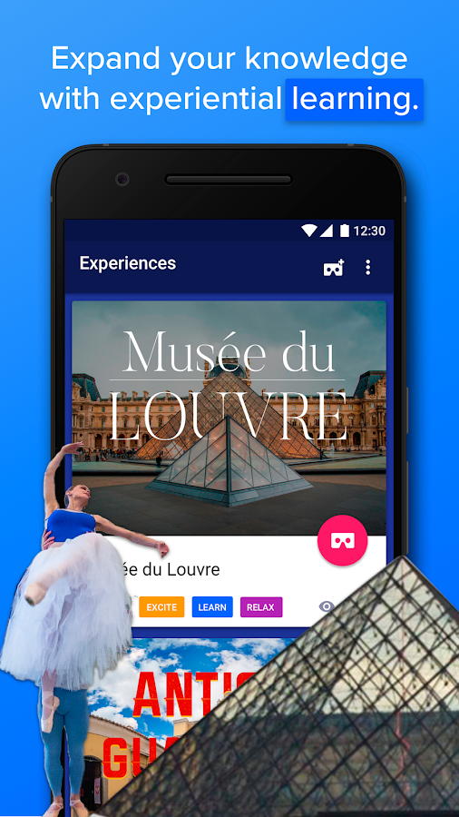 YouVisit VR   Virtual Reality   Android Apps on Google Play Google Play