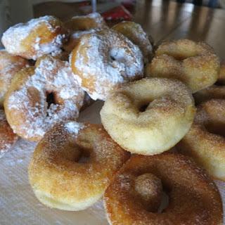 Easiest Donut Recipe Ever! Recipe