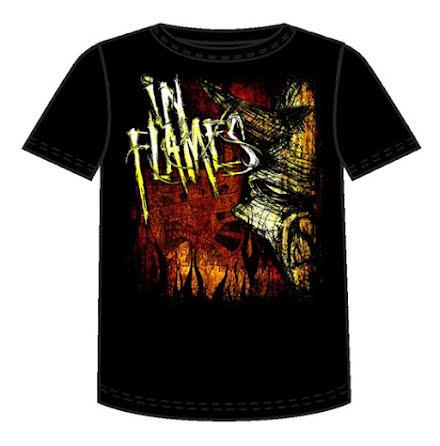 T-Shirt - Hot Metal Tour