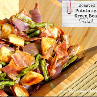 Roasted Potato and Green Bean Salad.