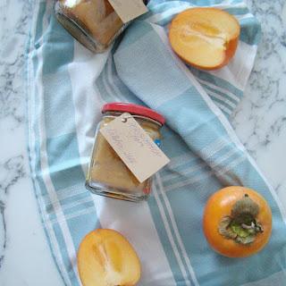 Small-Batch Persimmon Jam