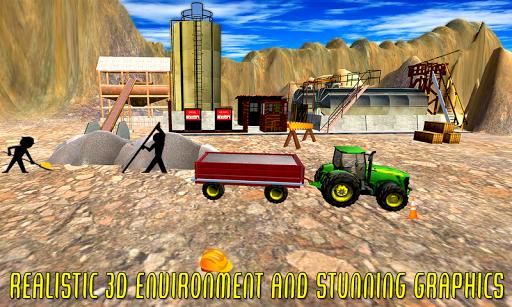 Concrete Excavator Simulator