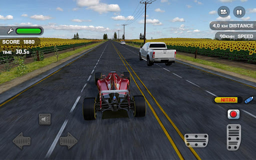 Race the Traffic Nitro android2mod screenshots 12