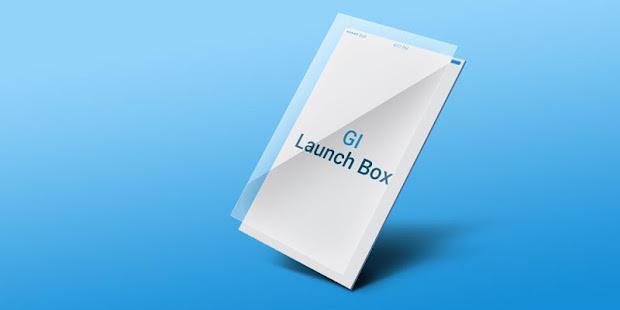 GI Launch Box screenshot