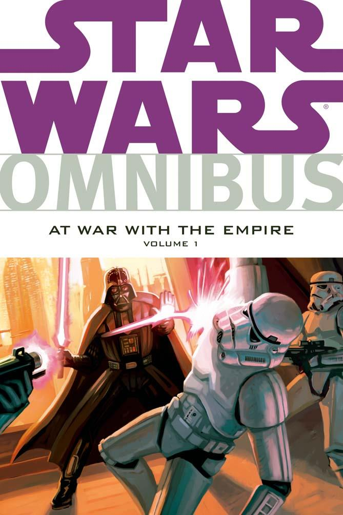 Star Wars Omnibus - At War with the Empire Vol.1 (2011)