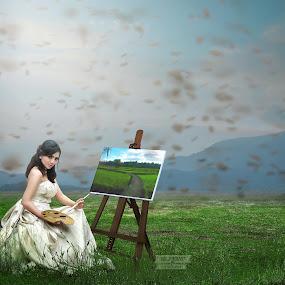 by Odlie Ahmad - Digital Art Things (  )