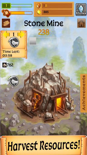 Code Triche Castle Clicker: Build a City, Idle City Builder APK MOD screenshots 4