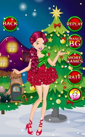 android Flower Fairy Christmas Screenshot 4