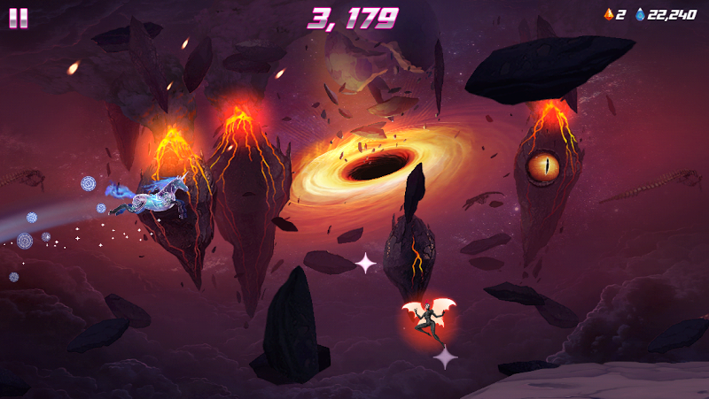 Robot Unicorn Attack 2 Screenshot 0