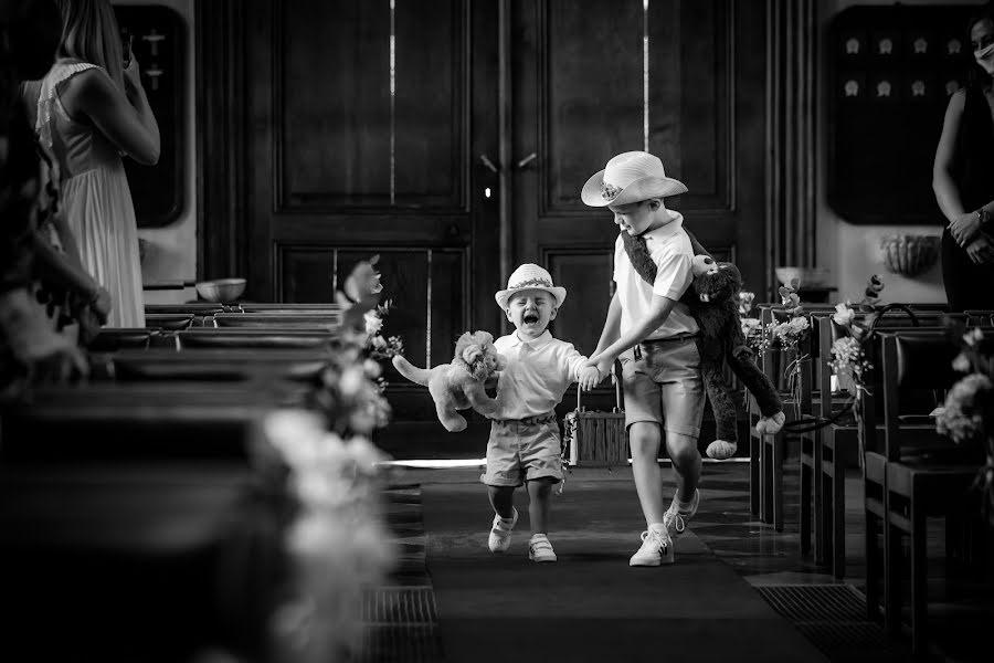 Wedding photographer Patrick Billen (Wondermooi). Photo of 17.08.2020