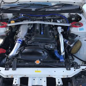 シルビア S15 SpecR 1999のエンジンのカスタム事例画像 かずさんの2018年07月15日21:26の投稿