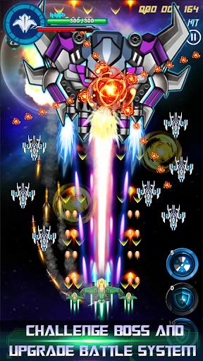 Galaxy Shooter Sky Invaders  captures d'écran 2