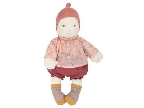 Docka 'Les Bébés' rosa