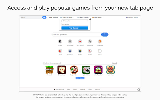 Play Game Now
